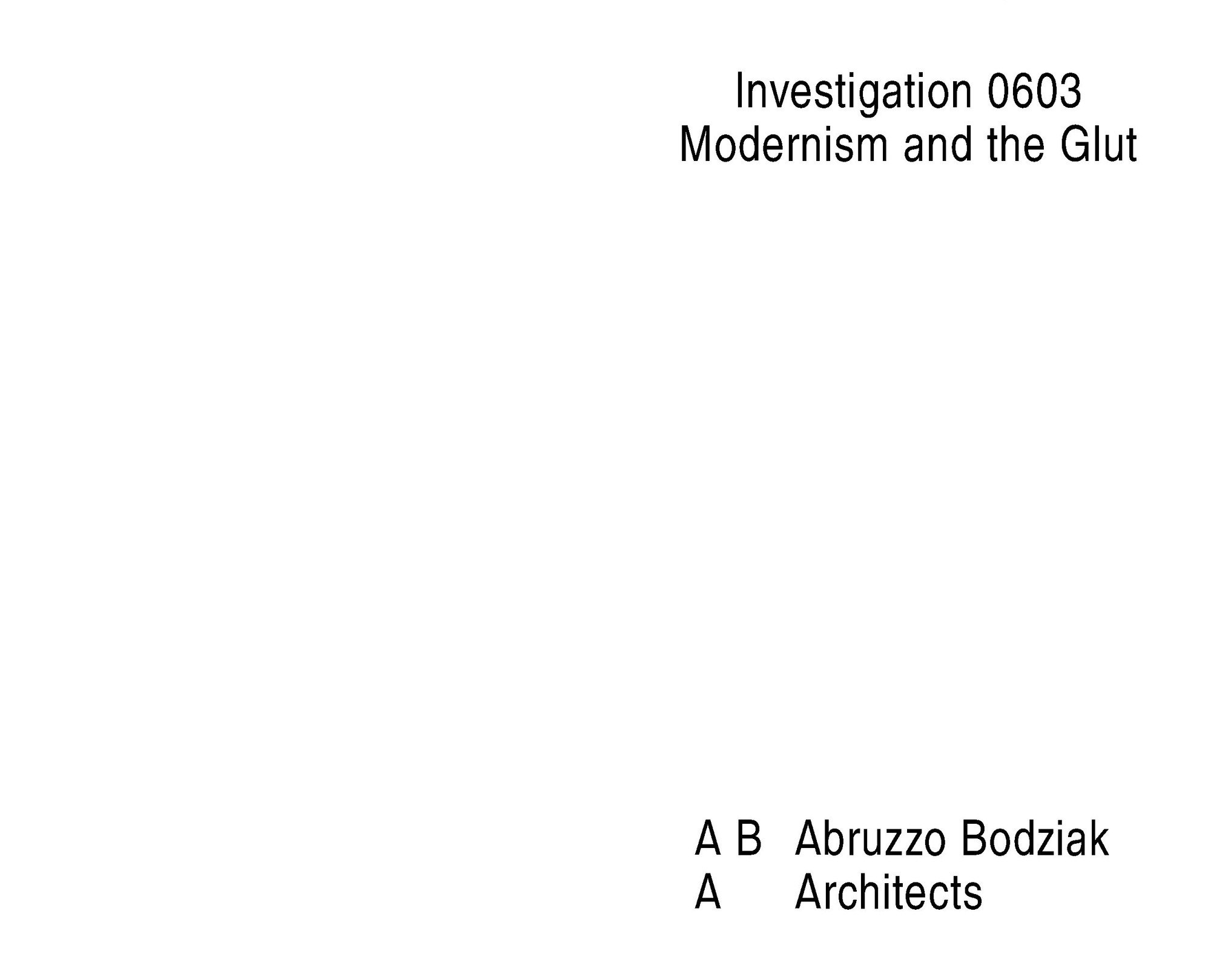 0603 modernism and the glut investigation page 02 2000 xxx q85